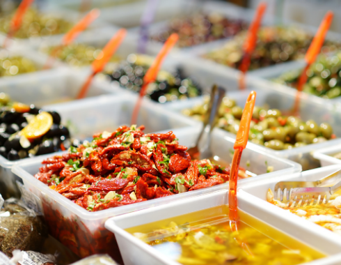 Food Tourism - Market Experience